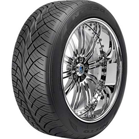 Всесезонная шина NITTO NT420 - Интернет магазин резины и автотоваров Autotema.ua