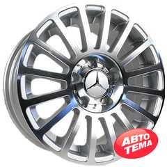 Купить ALLANTE 107 SF R15 W7 PCD5x112 ET35 DIA66.6