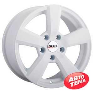Купить DISLA Formula 603 W R16 W7 PCD5x118 ET38 DIA71.1