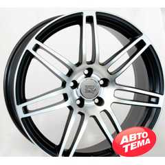 Купить WSP ITALY 557 BLACK POLISHED R17 W7.5 PCD5x112 ET30 DIA66.6