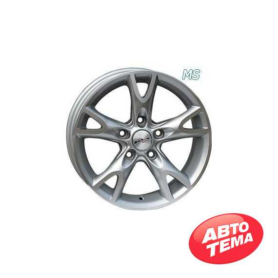 RS WHEELS Wheels Tuning 518J MS - Интернет магазин резины и автотоваров Autotema.ua
