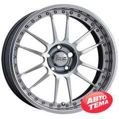 OZ Superleggera III Race Silver - Интернет магазин резины и автотоваров Autotema.ua