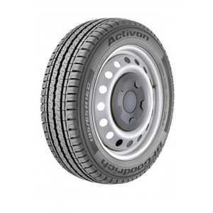 Купить Летняя шина BFGOODRICH ACTIVAN 165/70R14C 89R