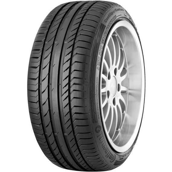 Купить Летняя шина CONTINENTAL ContiSportContact 5 SUV 275/45R20 110Y