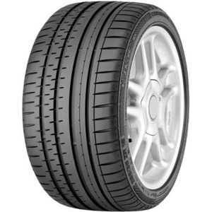 Купить Летняя шина CONTINENTAL ContiSportContact 2 195/40R16 80W