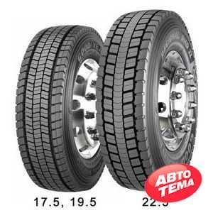Купить GOODYEAR Regional RHD 2 205/75(8.25) R17.5 124M