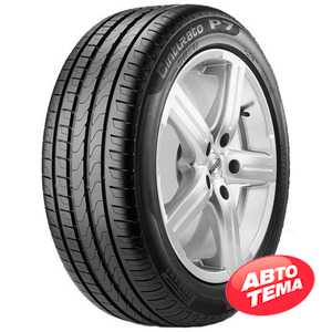 Купить Летняя шина PIRELLI Cinturato P7 Blue 235/45R17 94Y