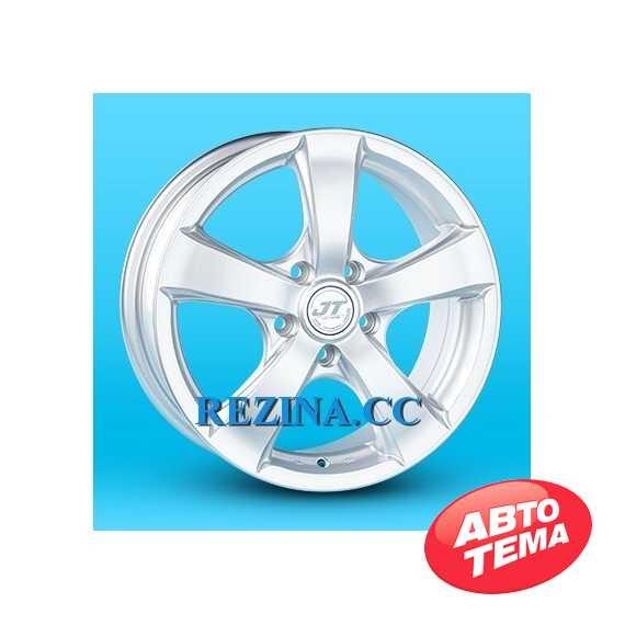 REPLICA Hyundai JT 1040 Silver - Интернет магазин резины и автотоваров Autotema.ua