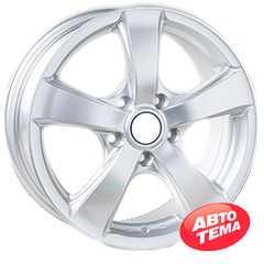 Купить REPLICA Toyota JT 1040 Silver R16 W7 PCD5x114.3 ET45 DIA60.1
