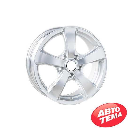 REPLICA Toyota JT 1040 Silver - Интернет магазин резины и автотоваров Autotema.ua