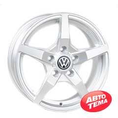REPLICA Volkswagen JT1236 S - Интернет магазин резины и автотоваров Autotema.ua