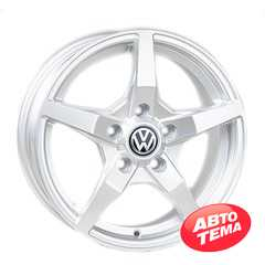 Купить REPLICA Volkswagen JT1236 S R15 W6 PCD5x112 ET38 DIA57.1