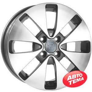 Купить REPLICA Hyundai AR 411 BM R14 W5 PCD4x100 ET38 DIA67.1
