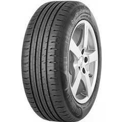 Купить Летняя шина CONTINENTAL ContiEcoContact 5 165/60R15 77H