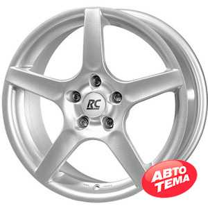 Купить RC DESIGN RC05 KS R16 W7.5 PCD4x108 ET38 DIA60.1