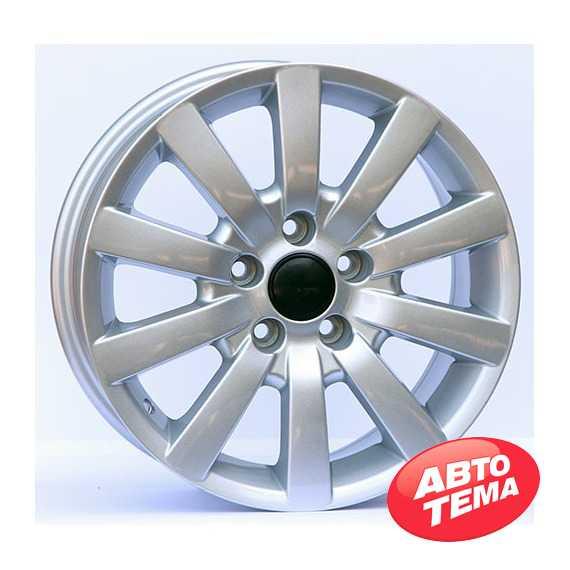 Wheels Factory WSD1 SILVER - Интернет магазин резины и автотоваров Autotema.ua