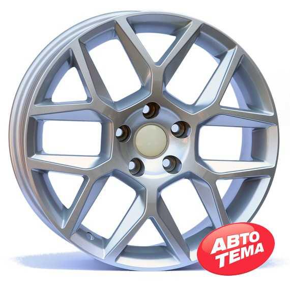 Wheels Factory WVS2 SILVER - Интернет магазин резины и автотоваров Autotema.ua