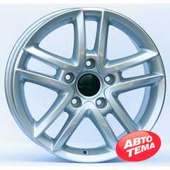 Wheels Factory WVS5 SILVER - Интернет магазин резины и автотоваров Autotema.ua