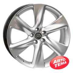 Wheels Factory WIF1 SILVER - Интернет магазин резины и автотоваров Autotema.ua