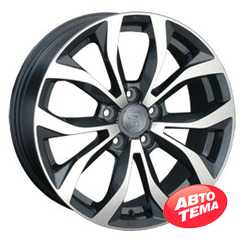 Купить ZD WHEELS 562 GM R18 W8 PCD5x112 ET43 DIA66.6