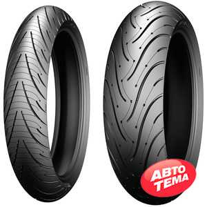 Купить MICHELIN Pilot Road 3 180/55 R17 73W REAR TL
