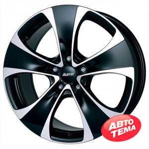 Купить ALUTEC Dynamite Black R20 W9 PCD5x112 ET75 DIA70.0