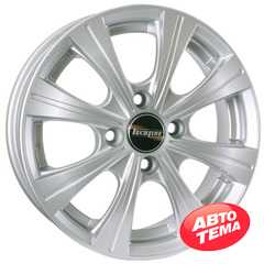 Купить TECHLINE 423 S R14 W5.5 PCD4x100 ET49 DIA56.6
