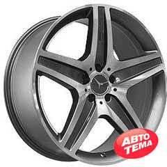 Купить REPLICA MR968 GMF R21 W10 PCD5x112 ET46 DIA66.6
