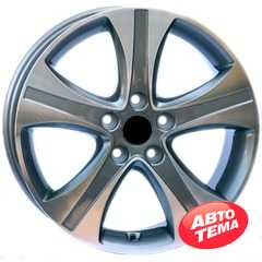Купить Replica WheelsFactory WHD2 GM R17 W7 PCD5x114.3 ET52 DIA67.1