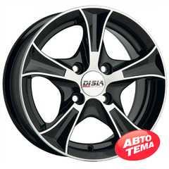 Купить DISLA LUXURY 606 BD R16 W7 PCD5x112 ET38 DIA66.6