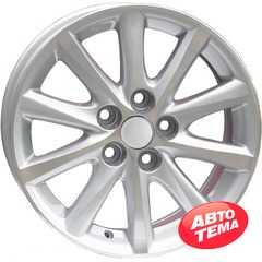 REPLICA Toyota AR 237 Silver - Интернет магазин резины и автотоваров Autotema.ua