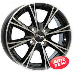 Купить TECHLINE 401 BD R14 W5.5 PCD4x98 ET28 DIA58.6