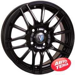 Купить TechLine 1406 BL R14 W5.5 PCD4x98 ET35 DIA58.6