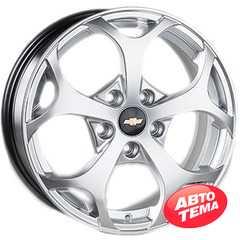 Купить REPLICA Chevrolet JT 1261 HS R16 W6.5 PCD5x105 ET36 DIA56.6
