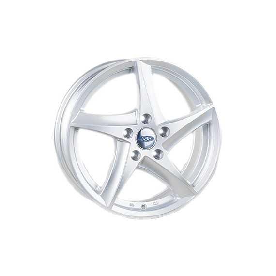 REPLICA Ford JT 1434 Silver - Интернет магазин резины и автотоваров Autotema.ua