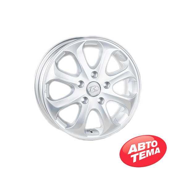 REPLICA Hyundai JT 1272 Silver - Интернет магазин резины и автотоваров Autotema.ua