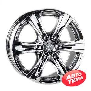 Купить REPLICA Toyota JT 1331 HHB R18 W7.5 PCD6x139.7 ET25 DIA110.1