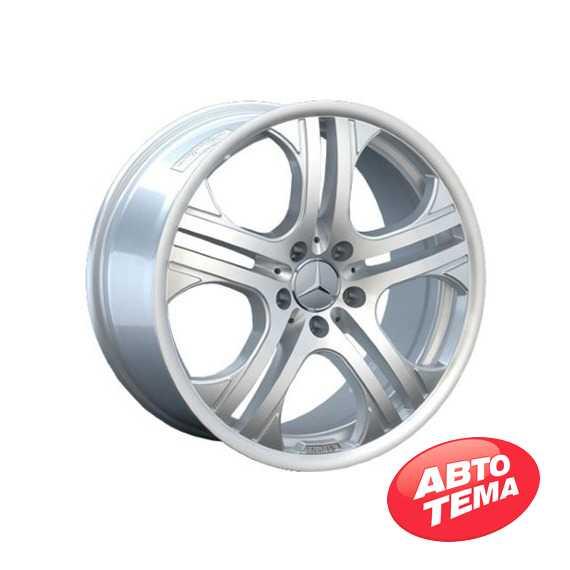 REPLICA Mercedes AR 393 Silver - Интернет магазин резины и автотоваров Autotema.ua