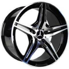 Купить REPLICA Mercedes D5009 MB R17 W8 PCD5x112 ET35 DIA66.6