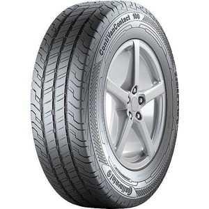 Купить Летняя шина CONTINENTAL ContiVanContact 100 195/60R16C 99H