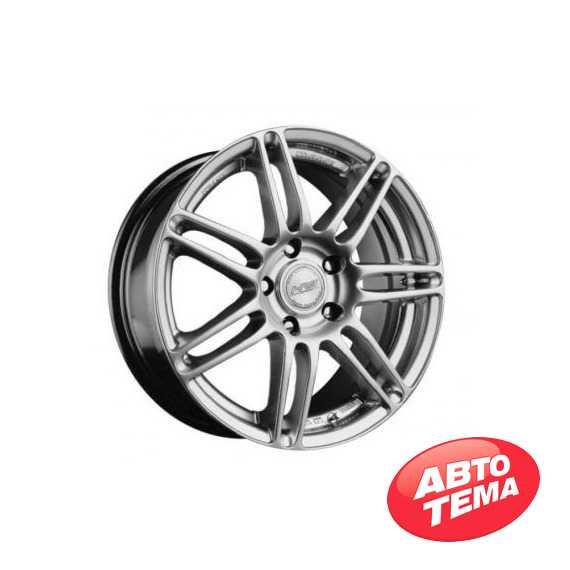 RW (RACING WHEELS) H-349 GM/FP - Интернет магазин резины и автотоваров Autotema.ua