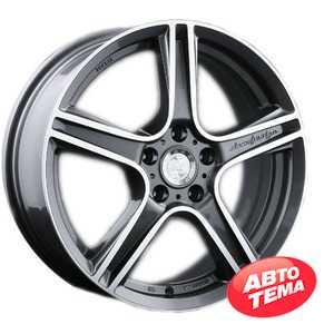 Купить RW (RACING WHEELS) H-315 GM/FP R17 W7 PCD5x112 ET38 DIA73.1