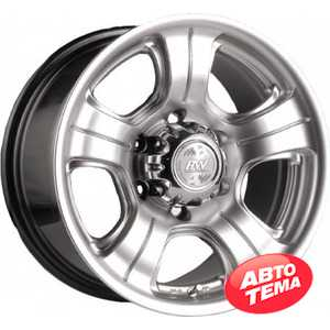 Купить RW (RACING WHEELS) H-338 HPT R18 W8 PCD6x139.7 ET20 DIA108.2