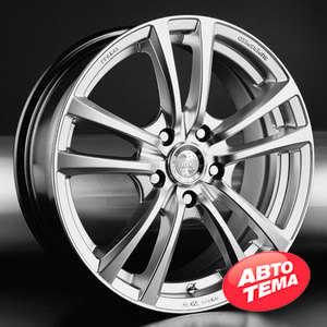 Купить RW (RACING WHEELS) H-346 HPT R17 W7 PCD5x114.3 ET45 DIA73.1