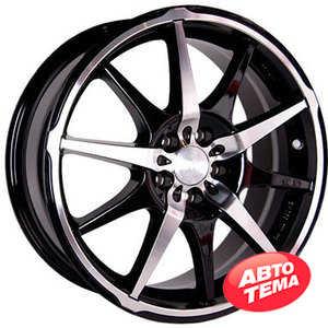 Купить RW (RACING WHEELS) H-410 BK/FP R17 W7 PCD5x100 ET40 DIA73.1