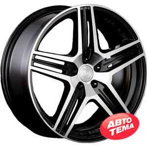 Купить RW (RACING WHEELS) H-414 BK/FP R15 W6.5 PCD5x100 ET35 DIA73.1