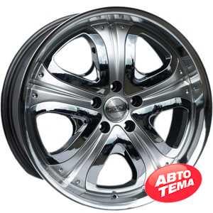 Купить RW (RACING WHEELS) H-382 HS/CW-D/P R20 W8.5 PCD5x120 ET45 DIA74.1