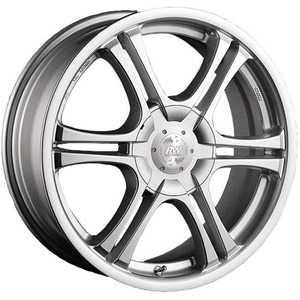 Купить RW (RACING WHEELS) H-104 HS R14 W6 PCD8x100/114. ET38 DIA67.1