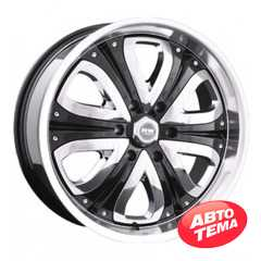 Купить RW (RACING WHEELS) H-383 DB/CW-P R20 W8.5 PCD6x139.7 ET15 DIA110,5/108,2