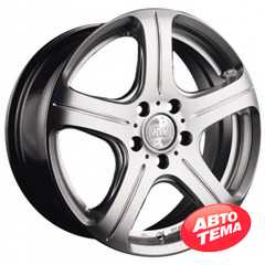 Купить RW (RACING WHEELS) H-300 HPT R18 W8 PCD5x112 ET38 DIA66.6